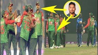 'শীঘ্রই বিশ্বকাপ জিতবে টাইগাররা' শ্রীলংকাকে হারানোর পর টাইগাদের নিয়ে একি বললেন সাঙ্গাকারা bd sports