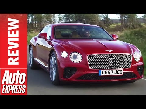 New Bentley Continental GT review – the best grand tourer ever?