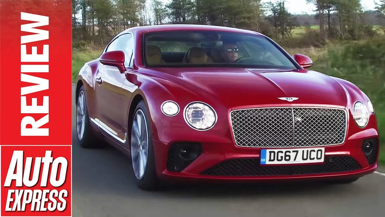 New Bentley Continental Gt Review The Best Grand Tourer Ever Auto Express