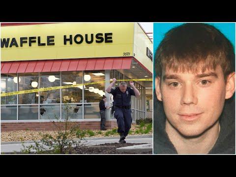 The Nashville Waffle House Killer Heroically Ambushed By A Black Man!
