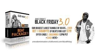 BLACK FRIDAY BEAT SALE! Get 2 Gigabytes of Beats for $7