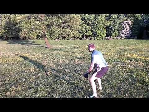 Trening z Kettlem na dworze - Outdoor Ketlebell Workout - Marek Purczyński