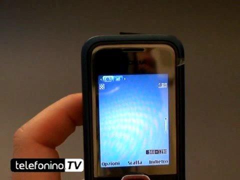 Nokia 7310 supernova videoreview da telefonino.net