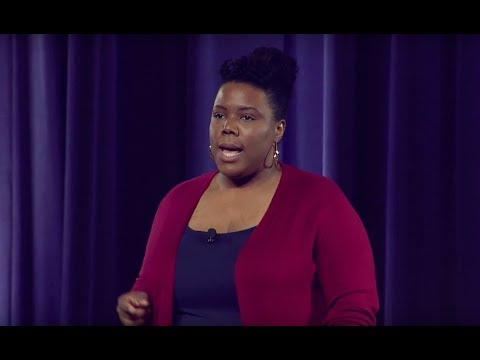 No One Is Coming To Save You | Arsha Jones | TEDxWillowCreek