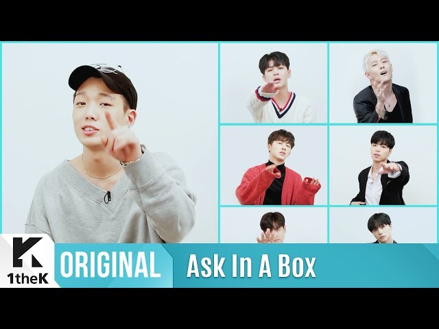 Ask In A Box Special(에스크 인 어 박스 스페셜): iKON(아이콘) _ GOODBYE ROAD(이별길)(제자리 댄스 Ver.)