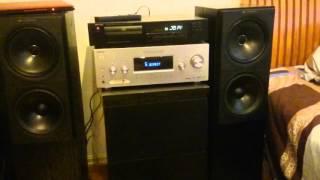 Kef Q80 Sony STR-DG910