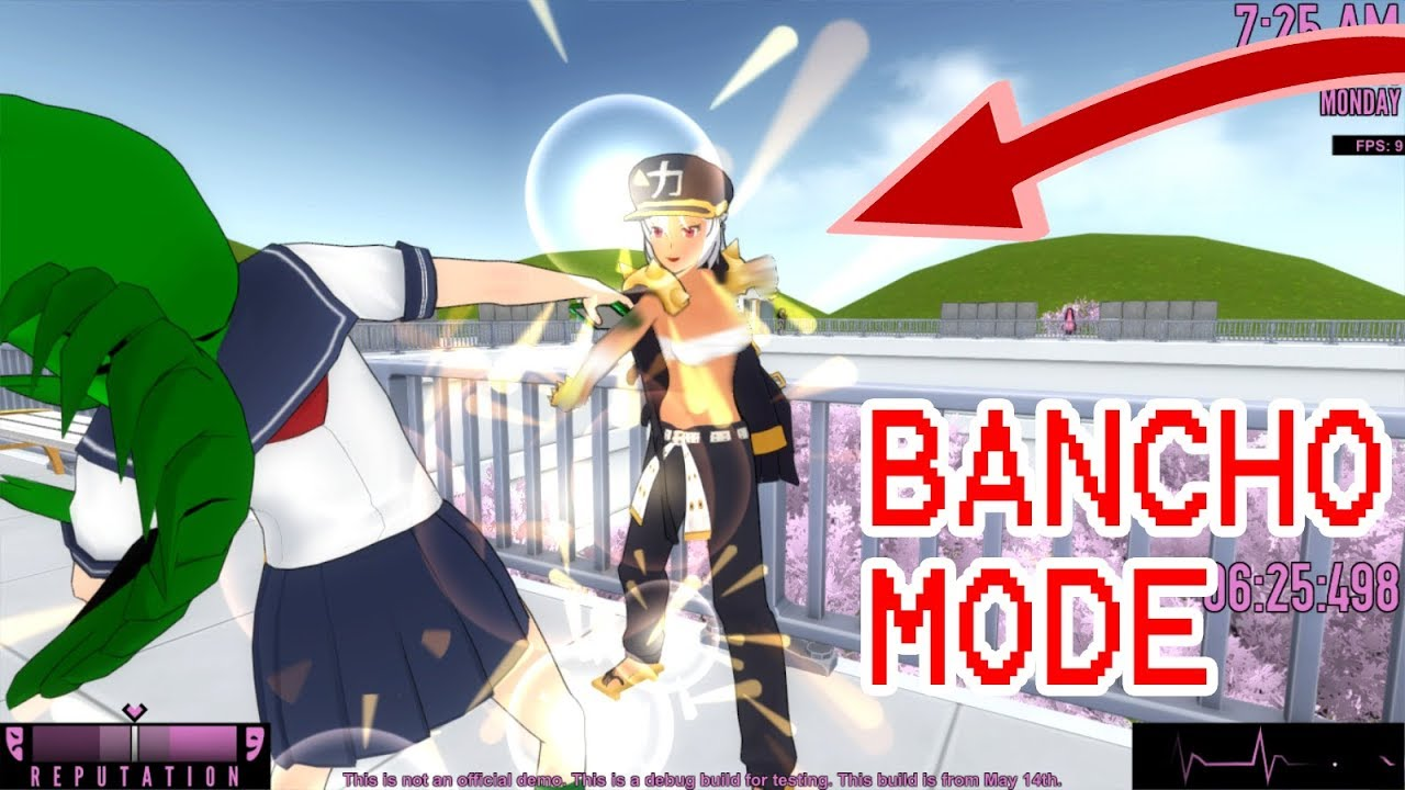 UPDATED AND FUNCTIONAL BANCHO MODE