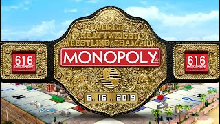 Monopoly World Championship: 2019 Edition.