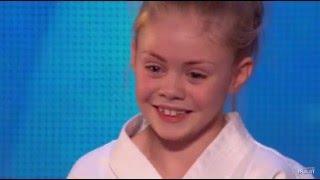 Karate kid Jesse |  Britain\'s Got Talent 2015