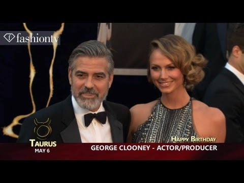 Happy Birthday George Clooney! May 6 | FashionTV
