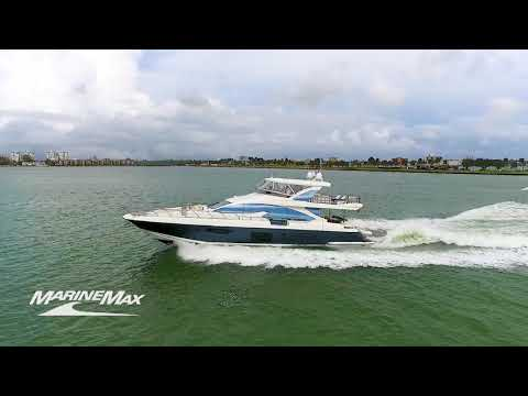 2014 Azimut 80 Flybridge for Sale with MarineMax