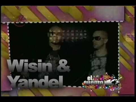 WISIN Y YANDEL en el  evento 40 Pt. 1  1-abril-09