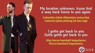 Download Location Unknown - HONNE feat. BEKA (Lyrics video dan terjemahan)