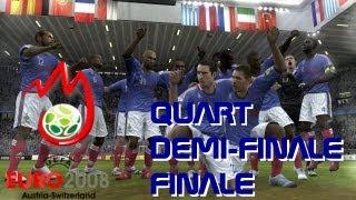 EURO 2008 gameplay quart demi finale fifa ea xbox 360 pc ps2 ps3 HD 2008