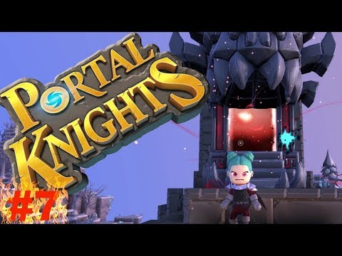 ⭐ Portal Knights season 2 Episode 7: Fixing the dragon portal - the second vacant island vendor.