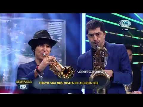 Tokyo Ska Paradise Orchestra - Agenda Fox (Fox Sport Chile)