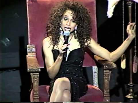 Loretta Holloway sings,