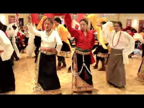 TIBETAN IN MINNESOTA LOSAR KHAMPA DANCE 2