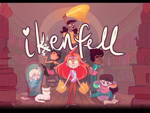 The Indie Bin - Ikenfell |