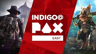 PAX East 2019   The Outer Worlds, Biomutant, The Sinking City and more