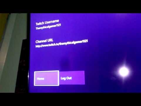 How To Log Out Of Your Twitch Account On Xbox One