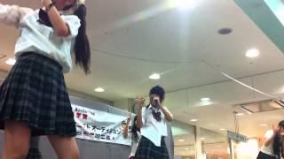 イオン北谷店 2ステージ目 JK/GROWINGUP.