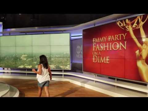 CBS studios tour