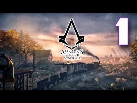 Assassin's Creed Syndicate (1) HERI POTER JADI ASASIN! Fufufuf