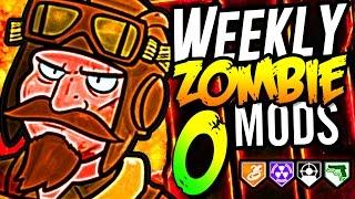 DESTINY ZOMBIE MODS?! ~ Weekly Zombie Mods ~ Episode 0