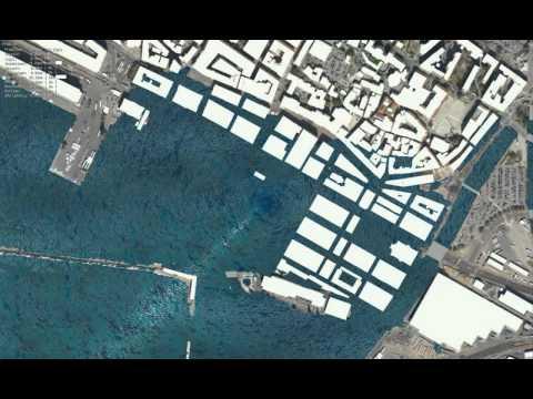 Flooding of Rijeka waterfront