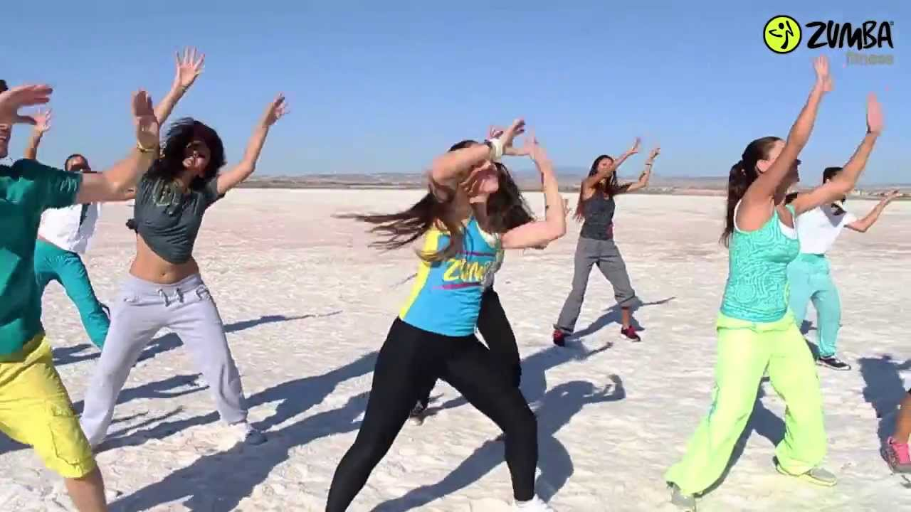 Zumba Fitness Cyprus Don Omar Zumba Youtube