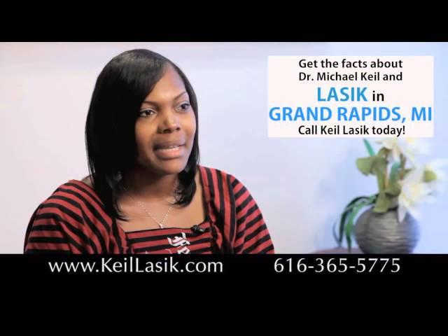 Keil Lasik - Patient Testimonial