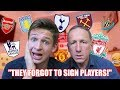 RANKING EVERY PREMIER LEAGUE CLUB on TRANSFER ACTIVITY
