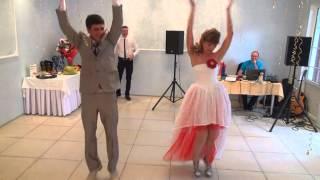 Танец Валерия и Натальи на юбилей совместной жизни.