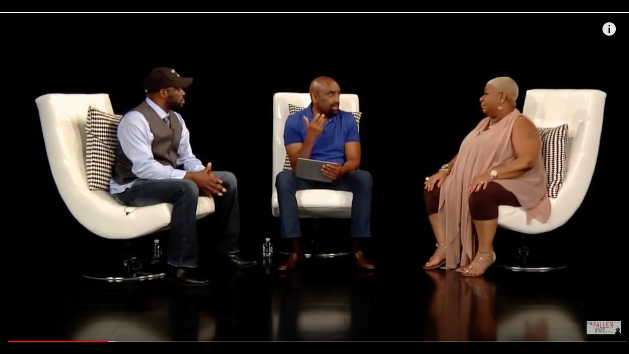 Tommy Sotomayor vs Comedian Luenell on Politics, Feminism, and Race!