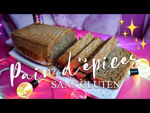 mon-pain-d'Épices-sans-gluten,-recette-[vlogmas-4]