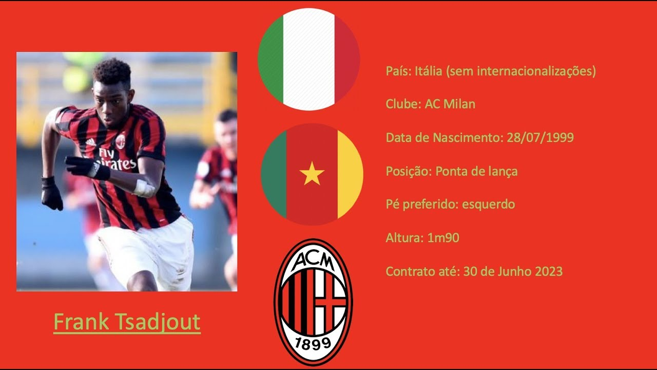 Frank Tsadjout (RSC Charleroi / AC Milan) 2019 Highlights