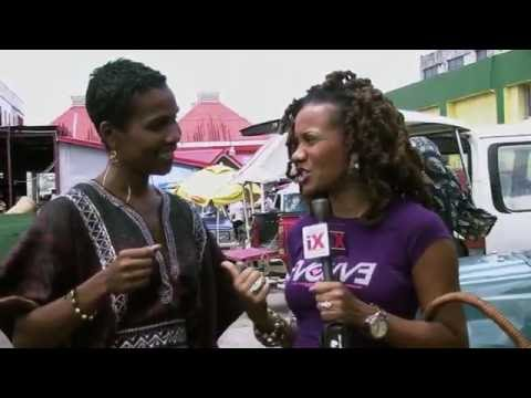 Island Xclusive: Castries Market, St Lucia