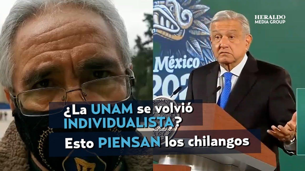 Download ¿La UNAM se volvió INDIVIDUALISTA? Esto piensan los chilangos