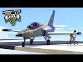 GTA V Online: AVIÕES vs BMX - A GUERRA dos BETAS!! ✈