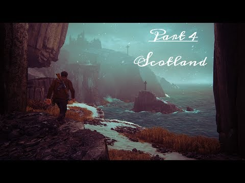 Uncharted 4: A Thief's End| Part 4| Scotland