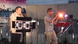 "Aug 22 2014 Yokohama Traditional Jazz Club Atsugi Jazz Night at ""Ha..."