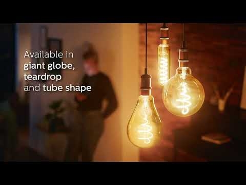 Vintage LED Bulbs: Designed To Be Seen