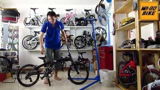 review tern verge x20 by my 80 bike