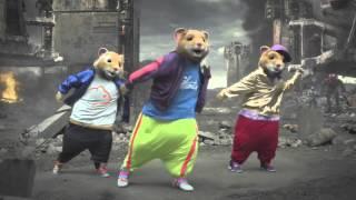 Kia Soul - супер хомяки танцуют