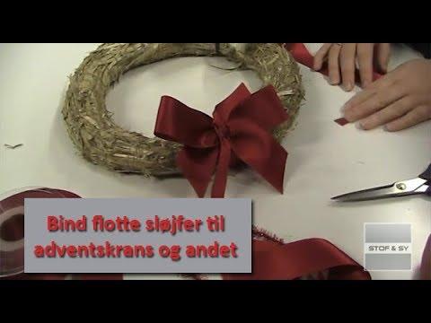 hvordan binder man gavebånd