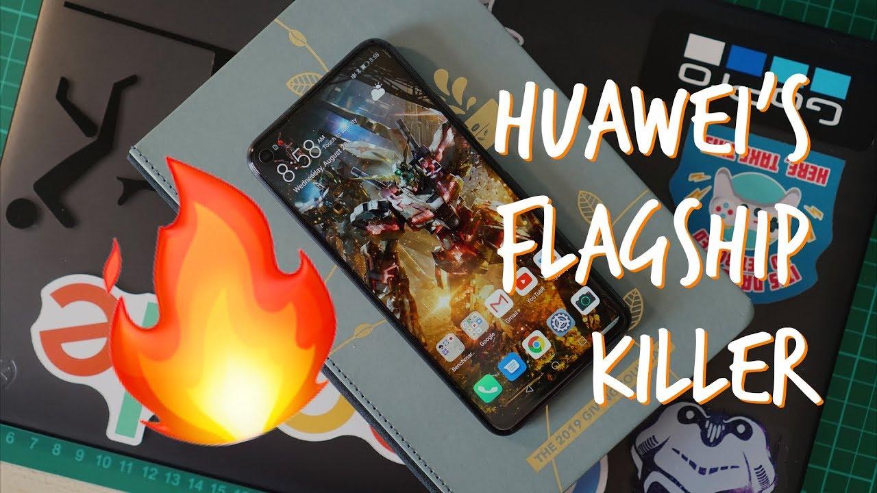 Huawei Made A Flagship Killer Huawei Nova 5t Review