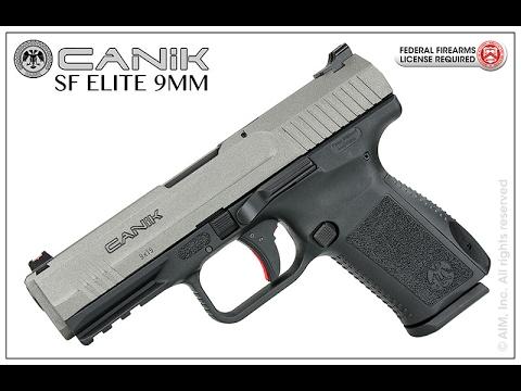 Canik TP9 SF Elite