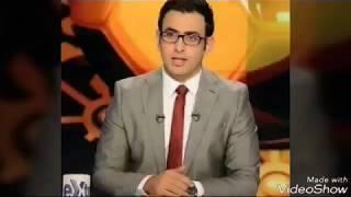 شاهد.... رد فعل الإعلامى الشهير بعد وفاة والدته واللحظات الآخيرة لها !!صدمه