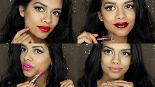 Top Drugstore Lipsticks for Brown Skin/Deep Skin